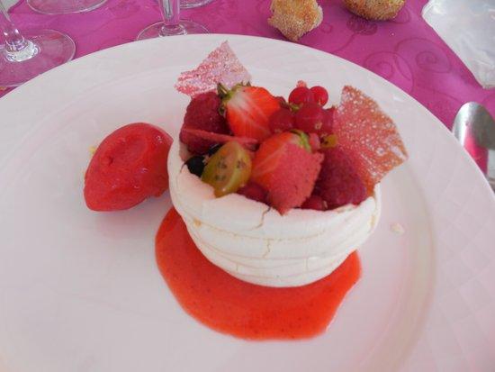 Auberge de Bardigues : Dessert