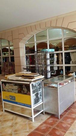 Paradisus Princesa del Mar Resort & Spa: Shop