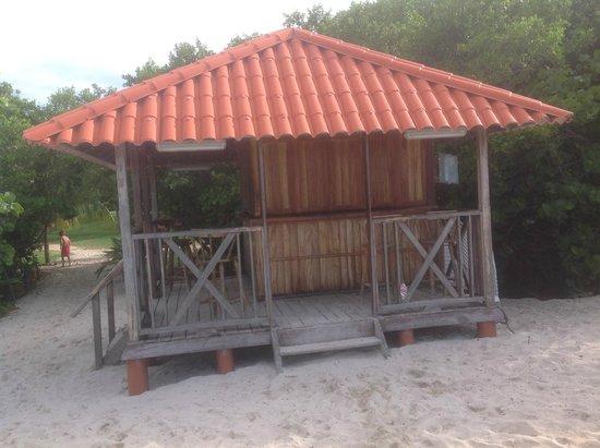 Paradisus Princesa del Mar Resort & Spa: Beach Bar