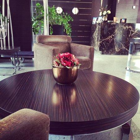 Nafs Hotel : Холл!
