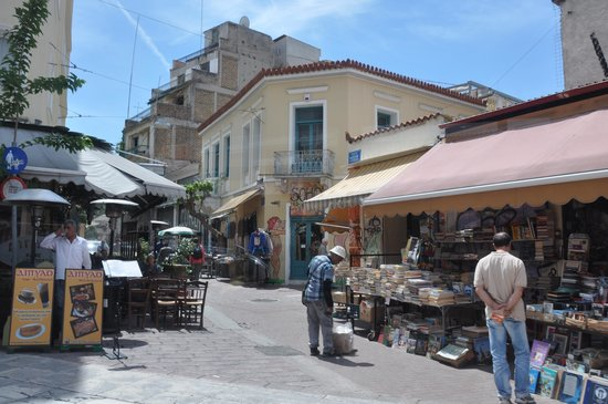 Plaka District: Plaka, Athens