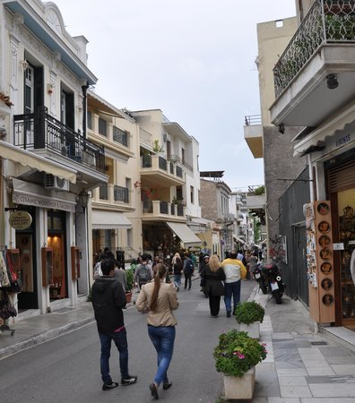 Plaka District: Near the Acropolis Museum