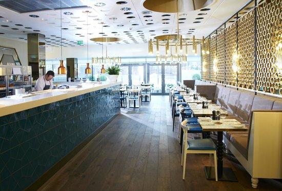 Harvey Nichols Fourth Floor Restaurant: Fourth Floor Cafe