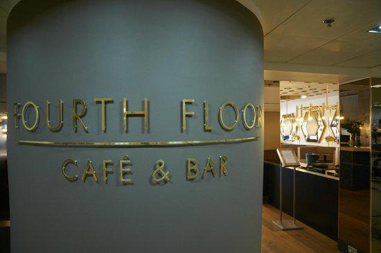 Harvey Nichols Fourth Floor Restaurant: Fourth Floor Cafe & Bar