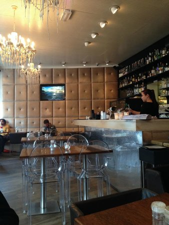 Bouf Bar area