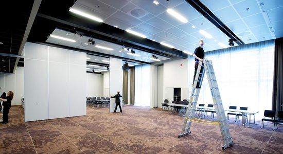 Quality Airport Hotel Vaernes: Konferanse