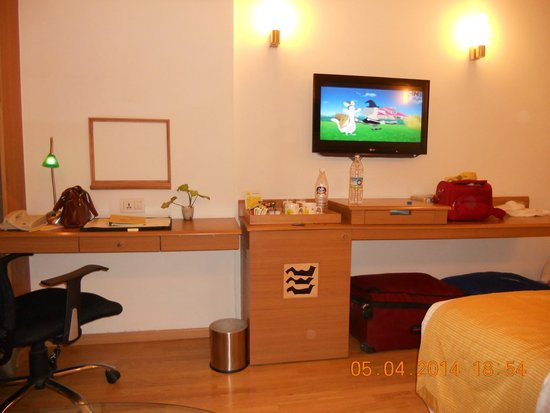 Lemon Tree Hotel, Chandigarh: view of room