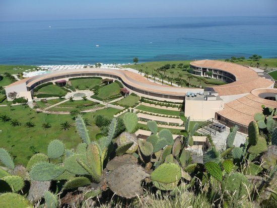 Capovaticano Resort Thalasso and Spa - MGallery Collection : Hotel