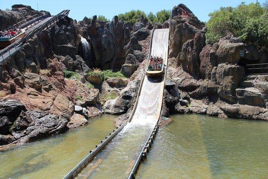 PortAventura Park: Tutuki Splash