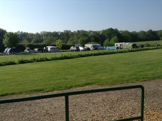 Hill Cottage Farm Camping & Caravan Park
