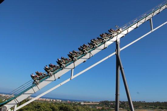 PortAventura Park: Шамбала