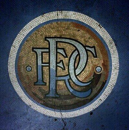 Ibrox Stadium: RFC Mosaic - RCAHMS Image