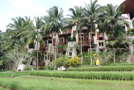 Four Seasons Resort Bali at Sayan : Main building of hotel