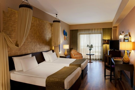 Spice Hotel & Spa: Standart Rooms