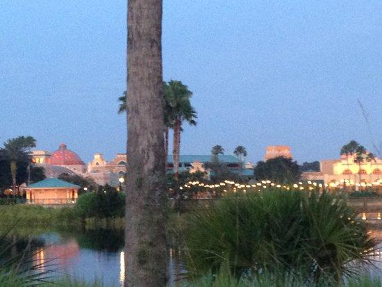 Disney's Coronado Springs Resort: Peace and Serenity