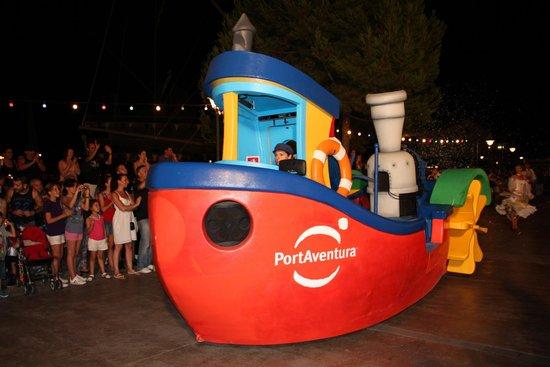 PortAventura Park: Вечернее шоу