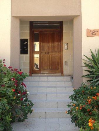 Haz-Zebbug, Malta: Main entrance