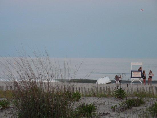 Ocean City Beach: Inviting.