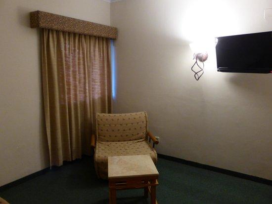 Kfar Giladi Hotel: Quarto