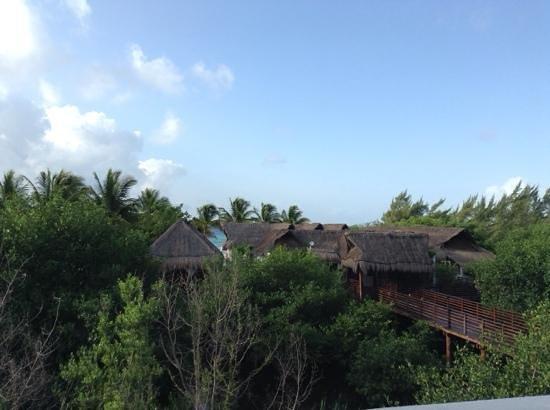 Grand Sunset Princess All Suites Resort: Vue de la chambre