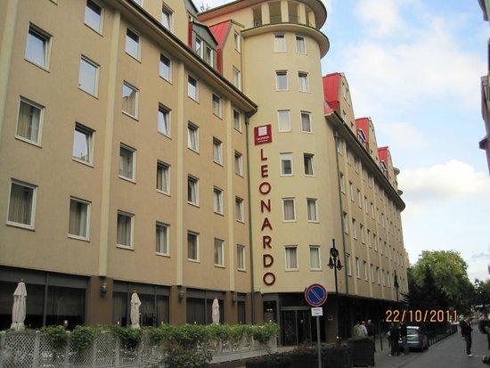 Leonardo Hotel Budapest : отель