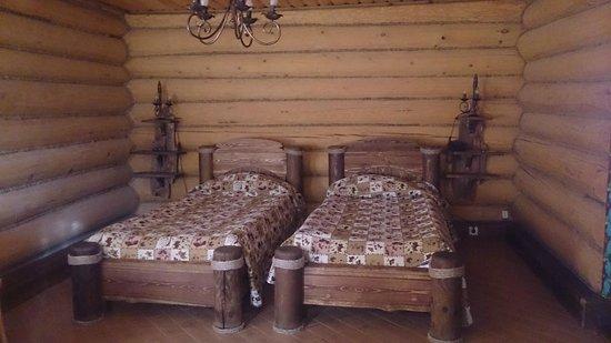 Heliopark Suzdal: Двухместный улучшенный