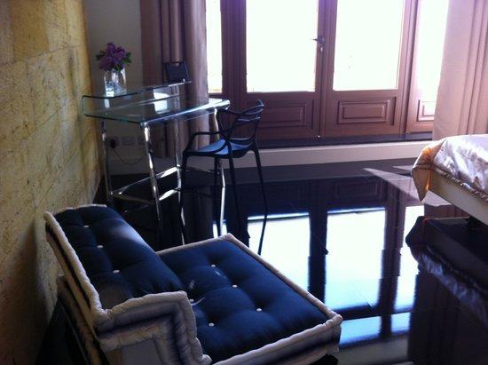 Chateau la Mothe du Barry: Chambre French Kiss : grande chambre 35 m2