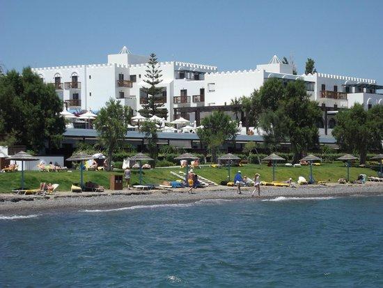 Sensimar Oceanis Beach & Spa Resort: strand