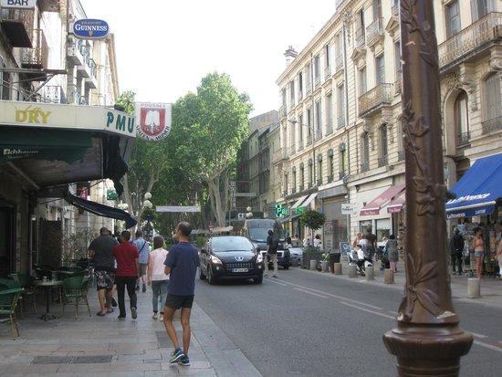 Rue de la Republique: Улица
