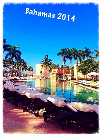 Memories Grand Bahama Beach and Casino Resort : Pool