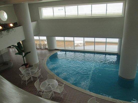 Kobe Meriken Park Oriental Hotel: Sun Deck