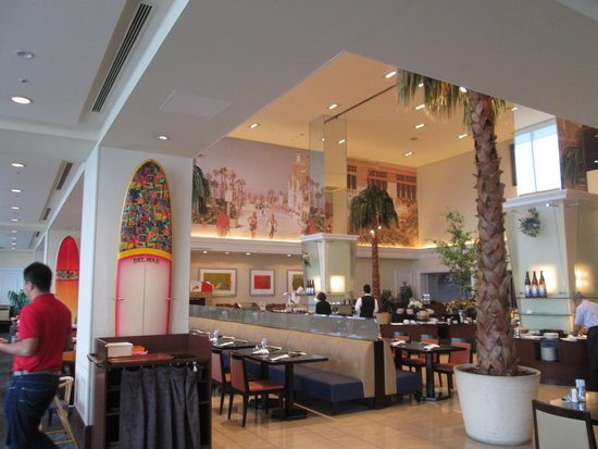 Kobe Meriken Park Oriental Hotel: Santa Monica no Kaze
