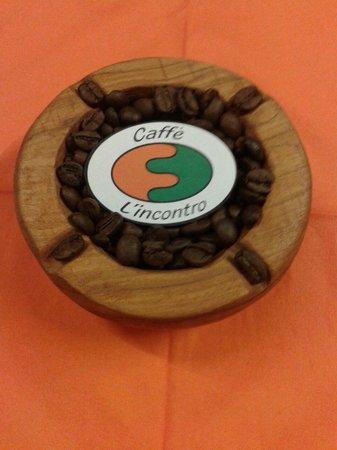 Broni, Italie : Espresso e cappuccino...stile di vita italiano!