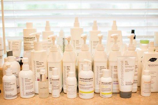 Essential Therapies Garden Spa: Dermalogica Skin Care