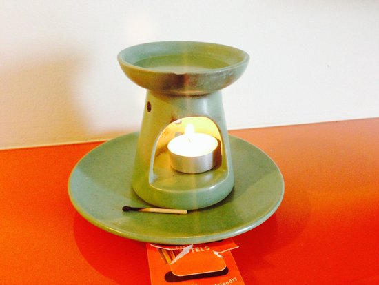 HARRIS Hotel & Residences Sunset Road: amazing...ada aromatherapy yang tambah membuat enggan meninggalkan kamar