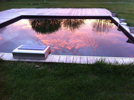 Chateau la Mothe du Barry: Notre piscine