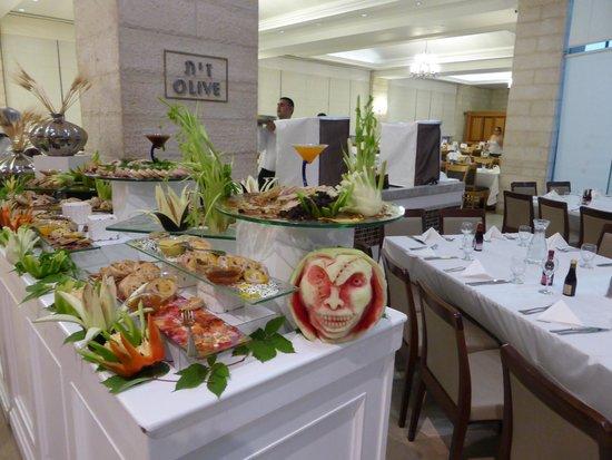 Grand Court Hotel : Restaurante