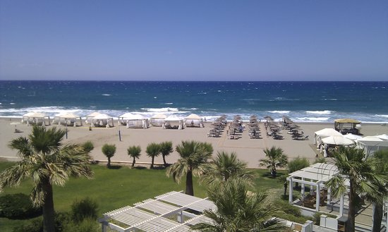 Grecotel Creta Palace Hotel : Strand