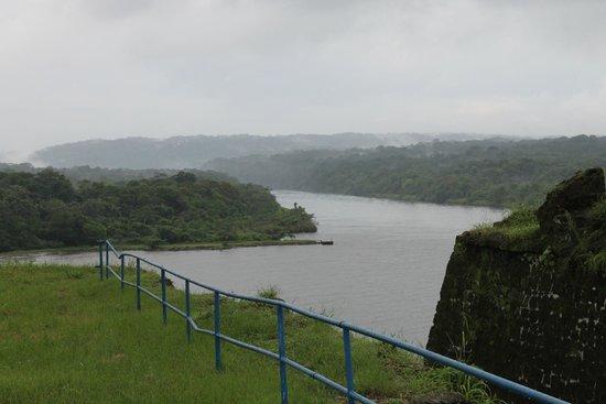 Fuerte de San Lorenzo: Chagres river