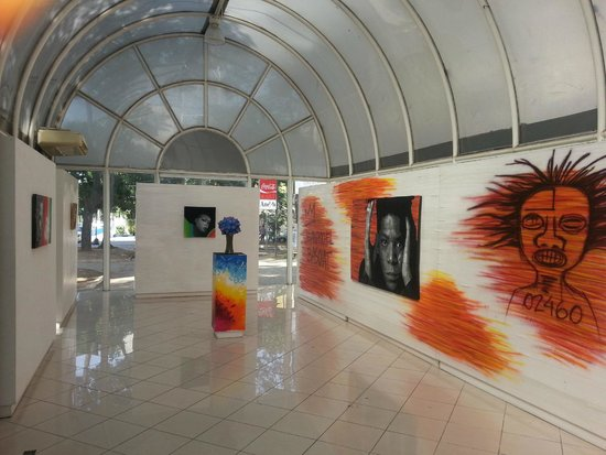 Espaco das Artes Zelia Arbex