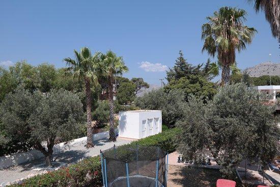 Pefkos Village Resort: View from room