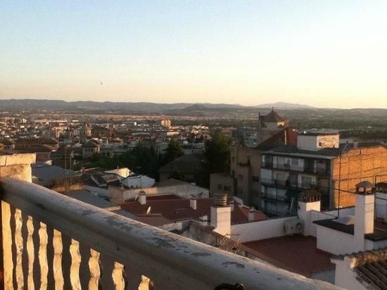 El Clandestino: Magnifique terrasse sur le toît