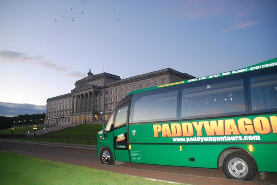 Belfast Day Tour from Dublin