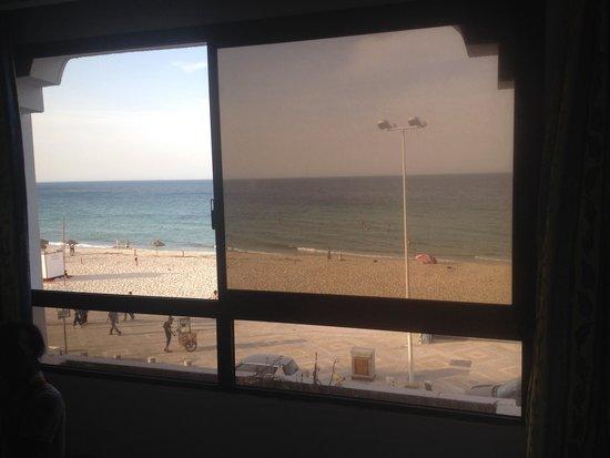 Residence Boujaafar: taken from inside room