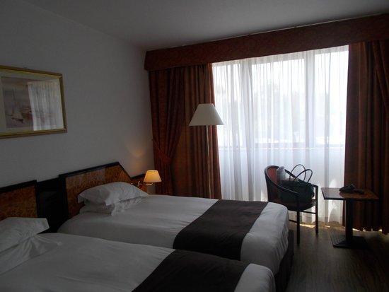 Best Western Hôtel le Galice : В номере