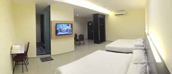 Hotel Centre Point Tampin