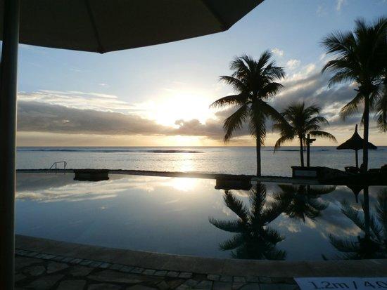 Le Meridien Ile Maurice : nirvana swimmingpool