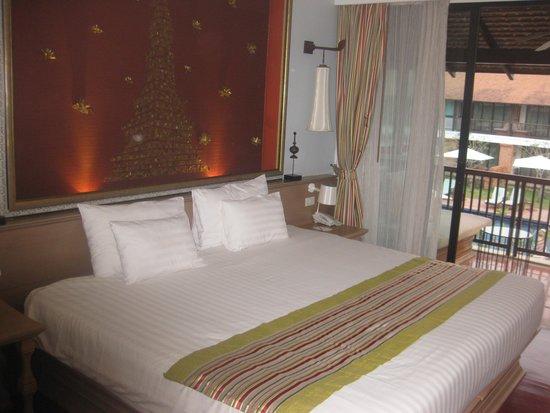 Sukhothai Heritage Resort : Interno stanza