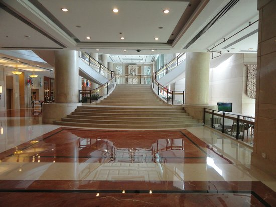 Sheraton New Delhi: Hotel Entry