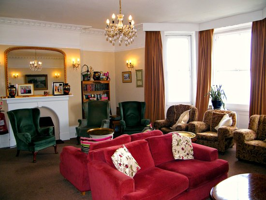 The Clarence House Hotel : Quiet Lounge